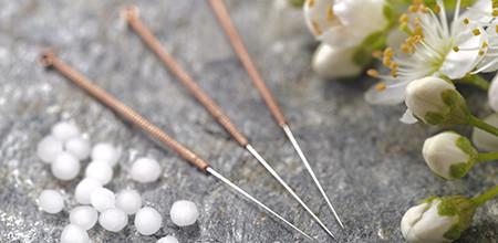 Les allergies et l'acupuncture